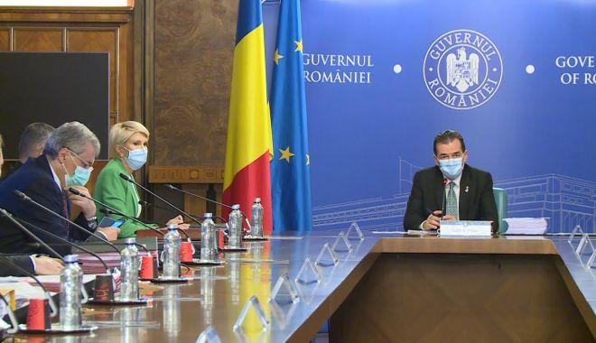 Foto: Guvernul acordă sprijin financiar pentru finanțarea proiectelor de investiții