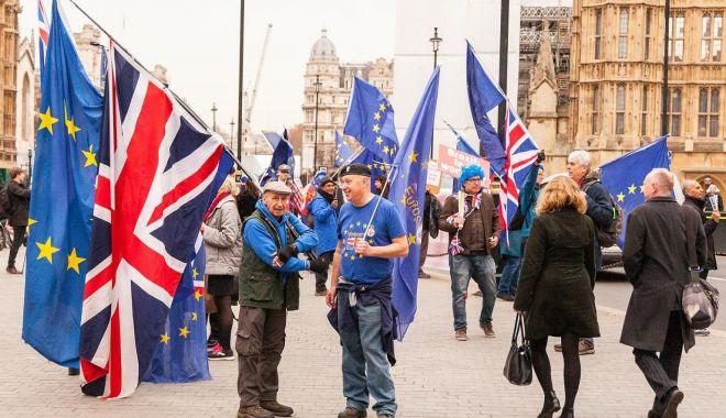 Foto: Guvernul britanic dezminte că ar intenționa să slăbească drepturile angajaților după Brexit