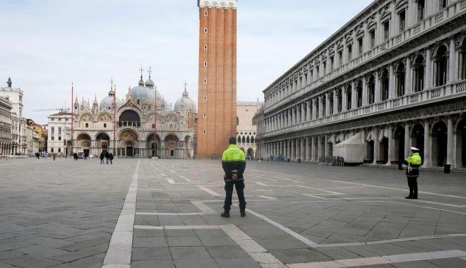 Foto: Guvernul italian îndeamnă la evitarea deplasărilor în întreaga țară