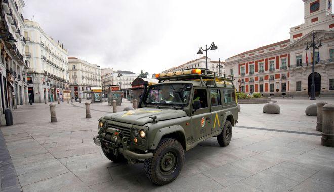Foto: Guvernul spaniol va cere parlamentului prelungirea stării de alertă