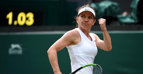 Tenis / Simona Halep s-a calificat în semifinale la Wimbledon - halep2-1562682162.jpg