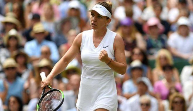 Foto: Simona Halep va participa la turneul WTA de la Wuhan