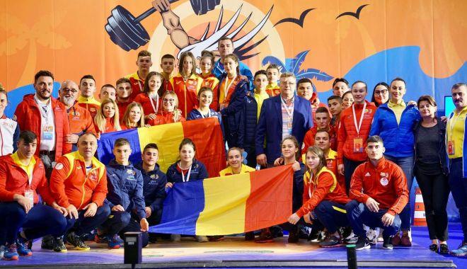 România va organiza Campionatele Mondiale de juniori U20 la haltere - haltere-1582231835.jpg