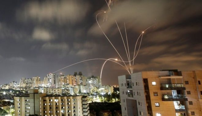 Militanții Hamas au lansat zeci de rachete spre Israel, ca răspuns la uciderea liderilor săi - ham-1620889368.jpg