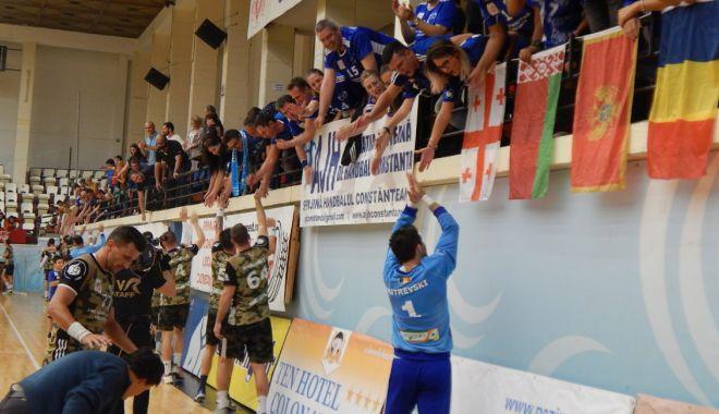 HC Dobrogea Sud, victorie dramatică în fața Dunării Călărași - handbal-1537771141.jpg