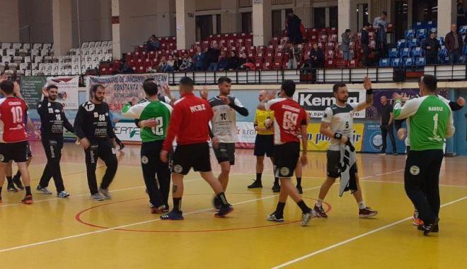 HCDS nu va putea fi susținută de fani la partida cu Dunărea - handbal-1583873409.jpg