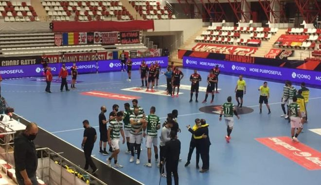 Handbal, European League / Dinamo, învinsă de Sporting. Rezultatele Grupei B - handbal-1603266177.jpg
