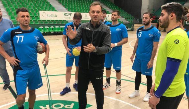 Handbal / HCDS, meci decisiv la Lisabona. Cirkovic: