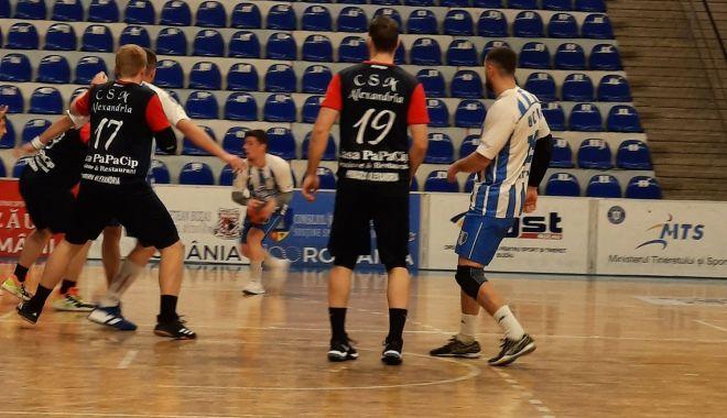 Handbal / CSM Alexandria a promovat, în premieră, în Liga Naţională - handbalalexandria-1618937122.jpg
