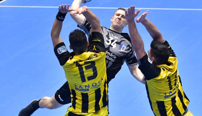 Handbal / CSM Bucureşti, eliminare dramatică din EHF European Cup - handbalcsm2202-1613984045.jpg
