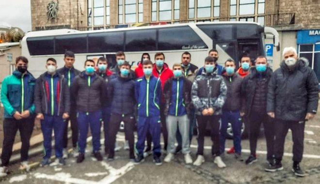 Handbal, Divizia A / HC Dobrogea Sud II, la primul turneu al sezonului, la Cluj - handbalda1911-1605777618.jpg