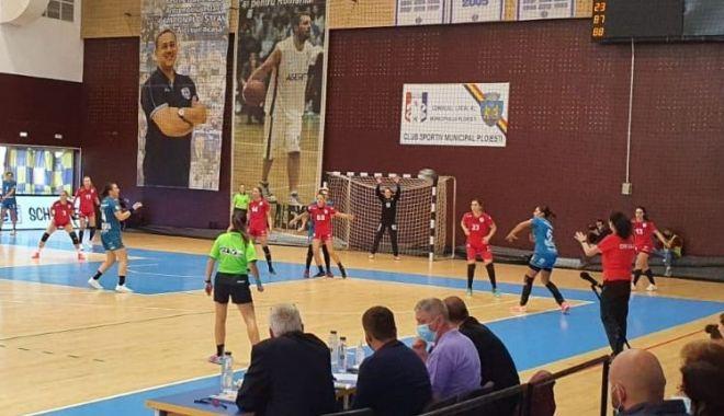 Handbal / Rezultatele primei etape ale Ligii Naţionale feminine - handbalfete-1602754604.jpg