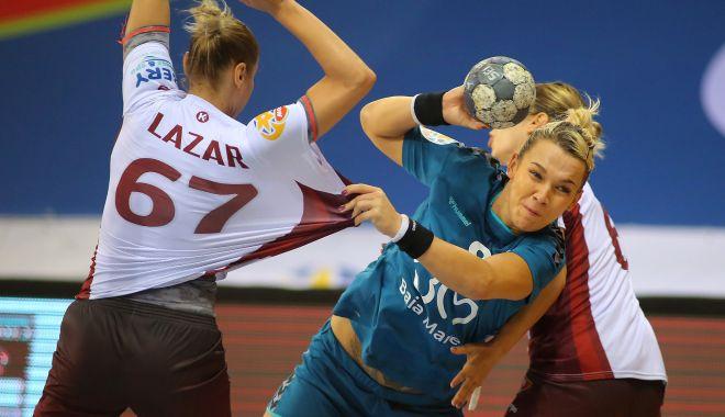 Handbal / Liga Naţională feminină, rezultatele etapei a doua. O remiză dramatică! - handbalfete-1604054343.jpg