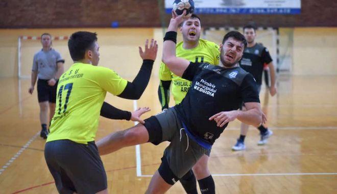 Foto: Handbaliștii de la CS Medgidia visează la Liga Zimbrilor