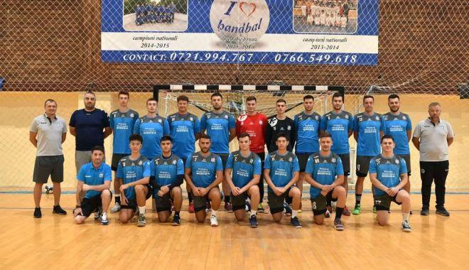 Foto: Handbaliştii de la CS Medgidia s-au reunit în vederea noului sezon