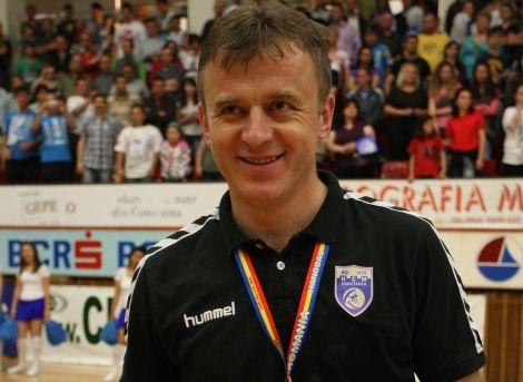 Handbaliștii l-au comemorat pe Zoran Kurtes.
