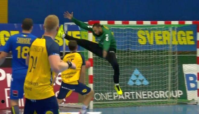 Handbal / Deşi au pierdut, tricolorii, repriză secundă excelentă în meciul cu Suedia - handbalonline611-1604653269.jpg