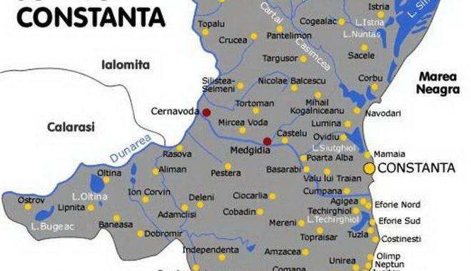 Vot final turul I. Situația pe fiecare localitate din județul Constanța - harta2-1573552140.jpg