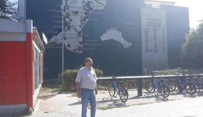 Foto: Istorie în natură. Harta așezărilor antice din Dobrogea captivează și acum