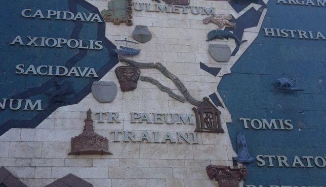 Istorie în natură. Harta așezărilor antice din Dobrogea captivează și acum - harta5-1596376982.jpg