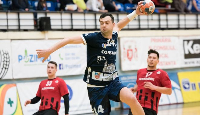 HC Dobrogea Sud, la a 18-a victorie în campionat.