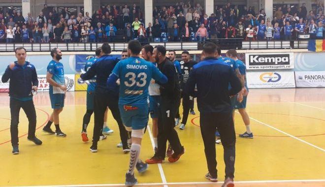 Foto: HC Dobrogea Sud, favorită în meciul de la Făgăraș. Constănțenii merg la victorie