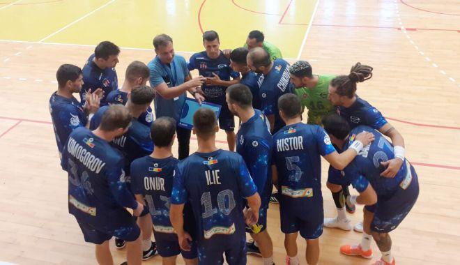 Adversar de top pentru HCDS în turul al doilea din European Handball League - hcds-1599557812.jpg