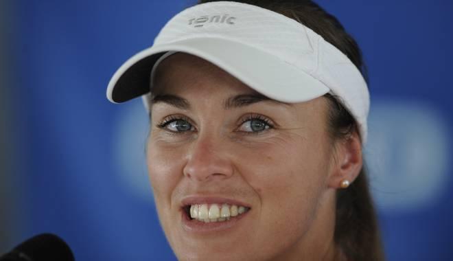 Foto: Tenis: Martina Hingis va face parte din echipa de Fed Cup a Elveției