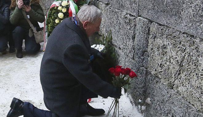 Foto: Ziua internațională de comemorare a victimelor Holocaustului