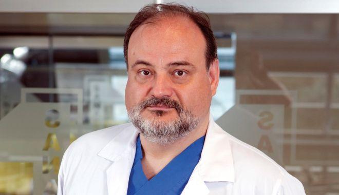 """Foto: Horațiu Moldovan: """"Numărul de pacienți crescut la ATI este cel care ne îngrijorează cel mai tare"""""""