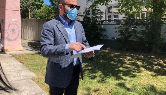 Foto: Horia Constantinescu a revenit la șefia OPC Constanța