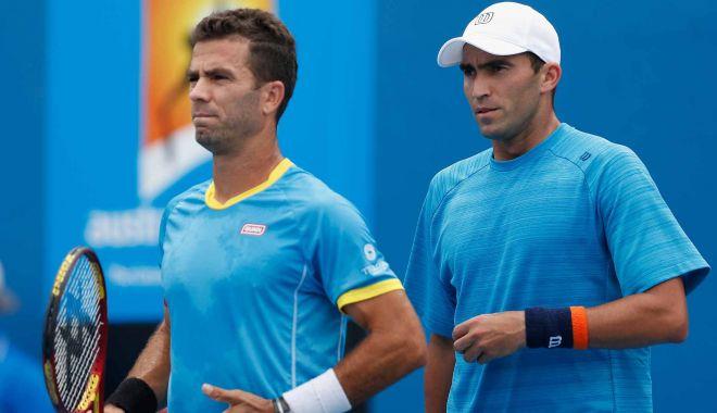 Horia Tecău și Jean-Julien Rojer, eliminați din turneul de la Paris - horiatecau-1572470162.jpg