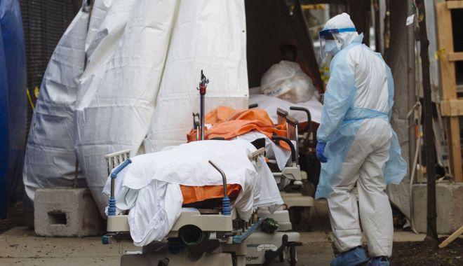 Foto: Noi decese din cauza COVID-19. Bilanțul ajunge la 519 persoane decedate