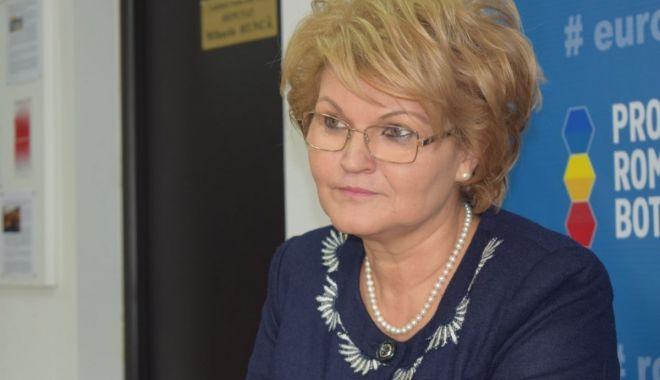 Foto: Mihaela Hunca: Pro România propune înființarea de cabinete medicale în unitățile medicale
