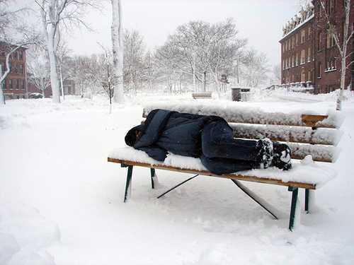 Ministerul Sănătății: Patru persoane au murit în ultimele 24 de ore din cauza gerului - iarna2-1328352368.jpg