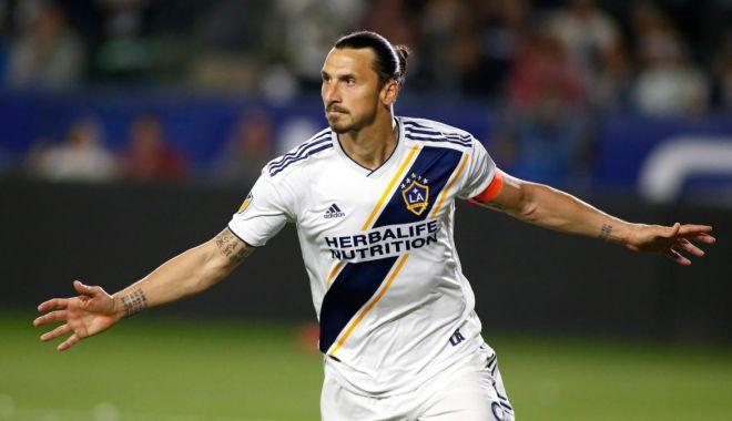 """Foto: """"Ibracadabra"""" se întoarce! Cu ce echipă semnează marele Zlatan"""