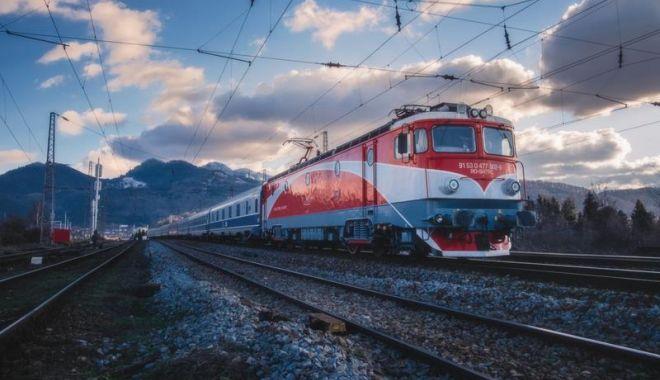 CFR SA a redeschis, în cursul nopții, magistrala feroviară București - Constanța - image20210692484902041trencfrcal-1626938598.jpg