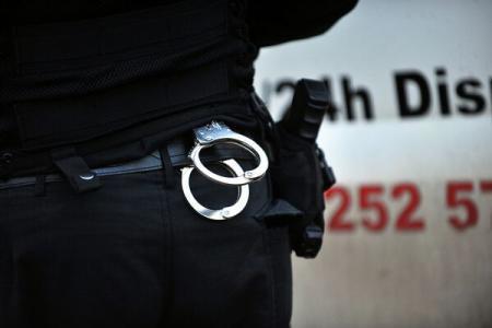 Foto: Operațiune DIICOT-SUA-Muntenegru de prindere a unei grupări care plănuia livrarea de armament unei organizații teroriste