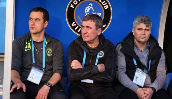 Foto: Viitorul este echipa cu cea mai mică medie de vârstă din Liga 1