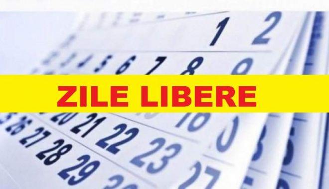Zile libere 2018: Salariații vor avea trei zile nelucrătoare în luna mai - img1-1523784576.jpg