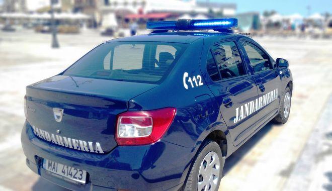 Foto: BAC 2019 / Jandarmii constănțeni, LA DATORIE încă din prima zi a examenului