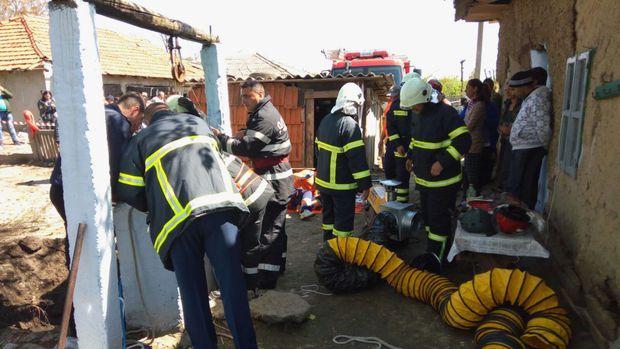 Foto: TRAGEDIE LA CONSTANȚA! Un bărbat A MURIT, după ce a căzut într-un puț