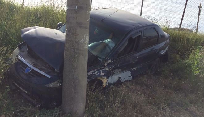 Foto: Galerie foto / Accident rutier la Constanța!
