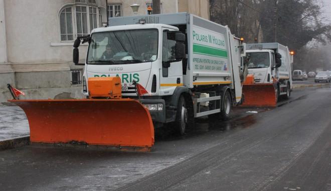 Trafic dificil în Constanța, asfaltul este acoperit cu gheață / Vezi aici cum se circulă - img3842-1327582272.jpg