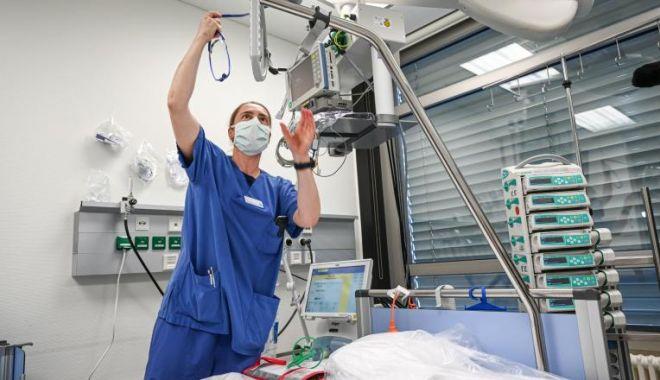 Foto: Încă două decese cauzate de noul coronavirus, la Constanța