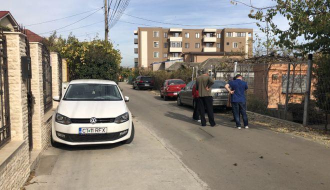 Foto: Încă un bloc între case, în cartierul Palazu Mare. Constănțenii, invitați să-și spună părerea