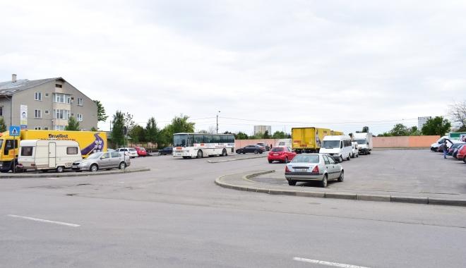 Galerie foto. ÎNCĂ UN SUPERMARKET LA CONSTANȚA! Dispare o parcare imensă de pe strada Eliberării - incaunsupermarket1-1494420699.jpg