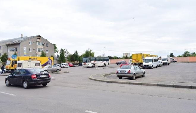 Galerie foto. ÎNCĂ UN SUPERMARKET LA CONSTANȚA! Dispare o parcare imensă de pe strada Eliberării - incaunsupermarket2-1494420711.jpg