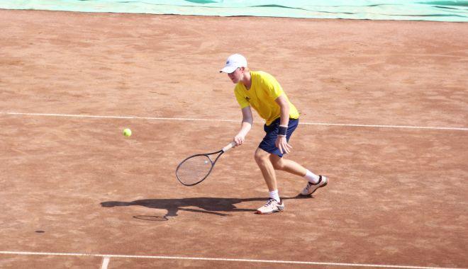 Foto: Încă un turneu internațional organizat la Tenis Club Bright Constanța
