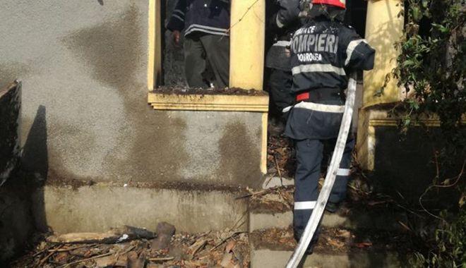 Foto: Incendii la locuințe din județul Constanța, în week-end